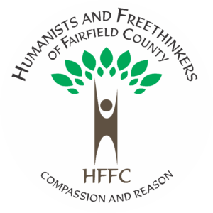 The logo of Humanist and Freethinkers of Farifield County